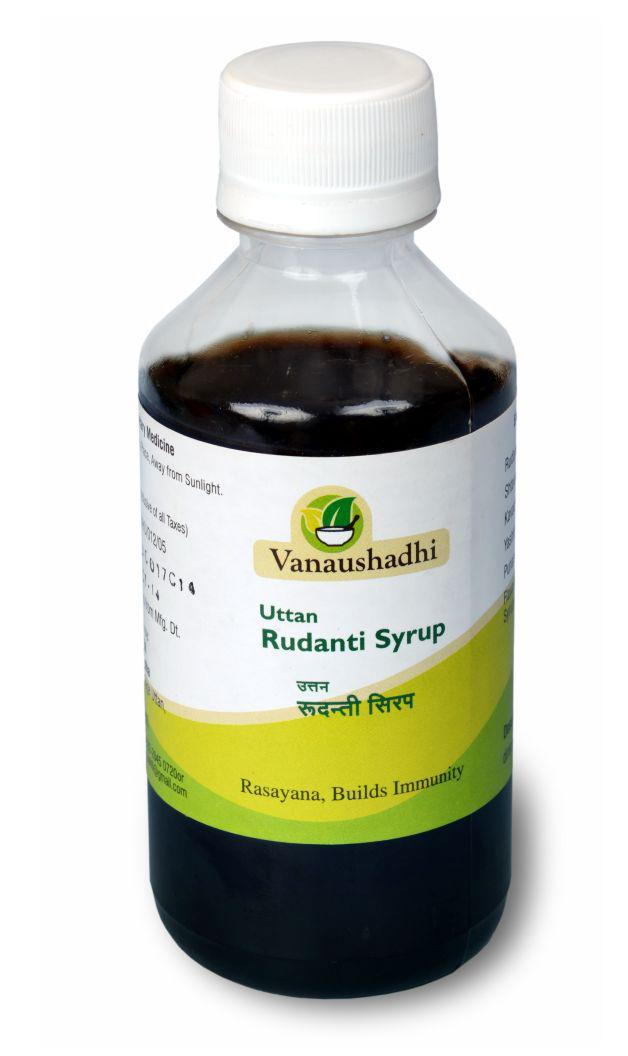 Uttan Rudanti Syrup Image